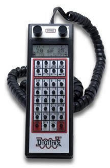 Digitrax DT402 Throttle