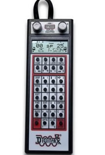 Digitrax DT402D Throttle