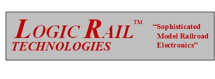 Logic Rail Logo