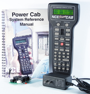 NCE Power Cab
