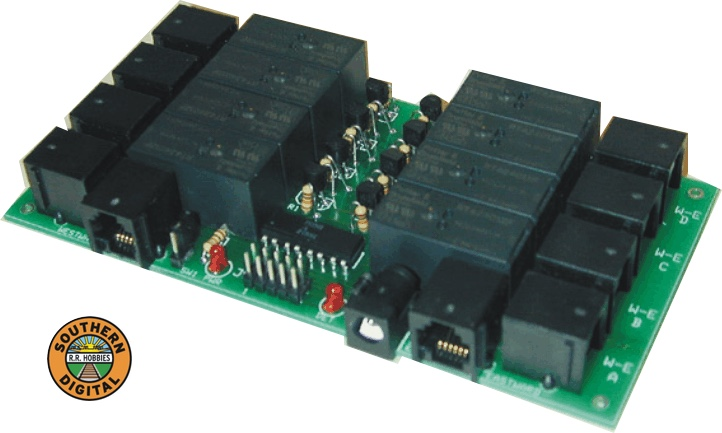 Southern Digital 3 Color Signal Driver
