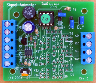 Logic Rail Signal Animator
